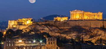 Greece: Tracing the Magnificent Peloponnese