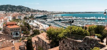 Provence and Monaco