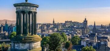 Rugby Tour to Edinburgh, Scotland