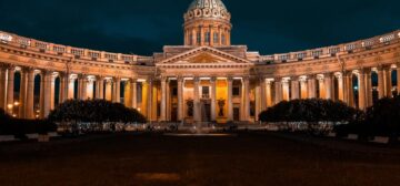 Russia: Moscow & St Petersburg