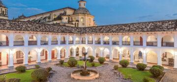 Hotel Dann Monasterio Popayan
