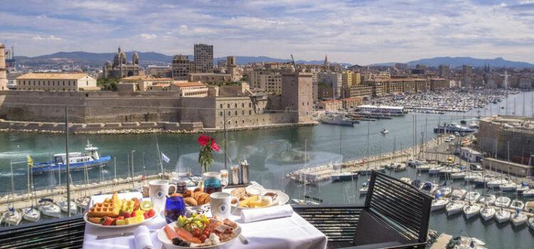 Hotel Sofitel Marseille Vieux Port