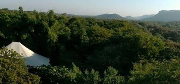 The Oberoi Vanyavilas Wildlife Resort, Ranthambore