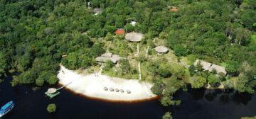 Amazon EcoPark Jungle Lodge